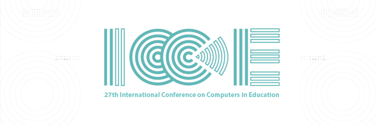 International Conference on Computers in Education (ICCE)